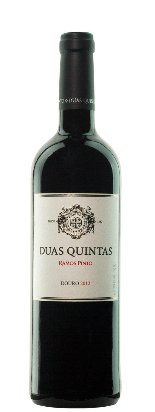 2012 Ramos Pinto Duas Quintas Tinto