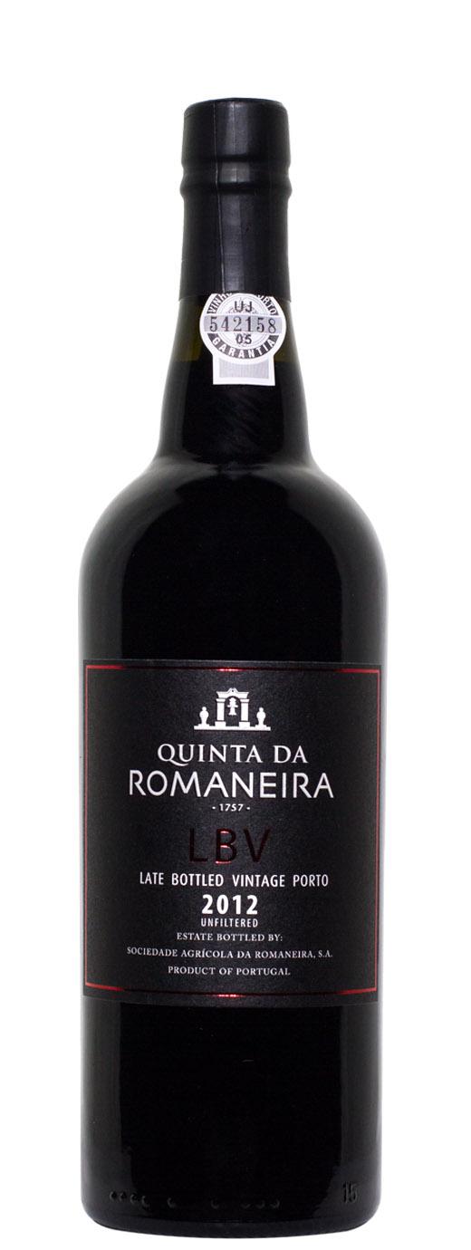 2012 Quinta da Romaneira Late Bottled Vintage Port   B-21