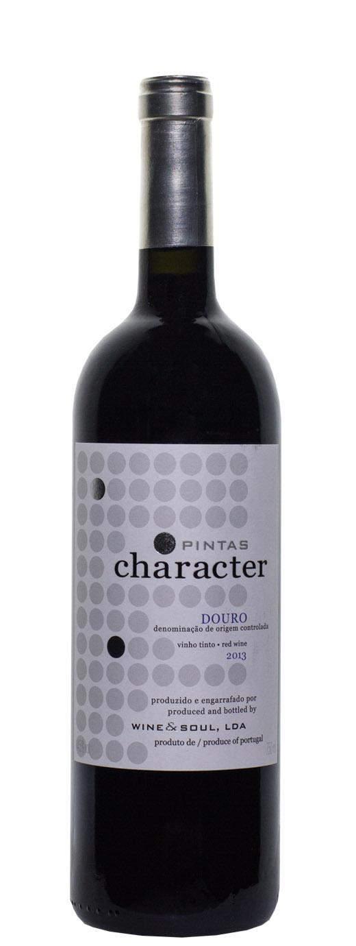 2013 Wine & Soul Pintas Character Tinto