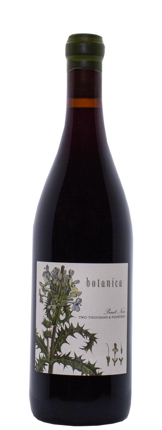 2014 Antica Terra Pinot Noir Botanica