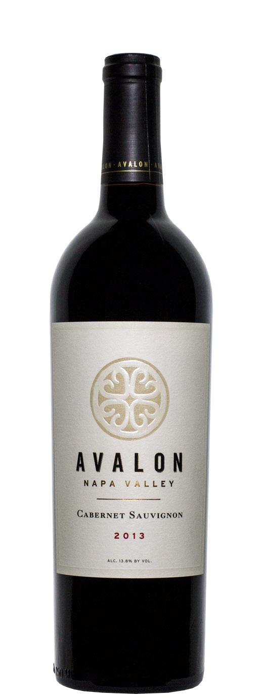 2013 Avalon Cabernet Sauvignon Napa