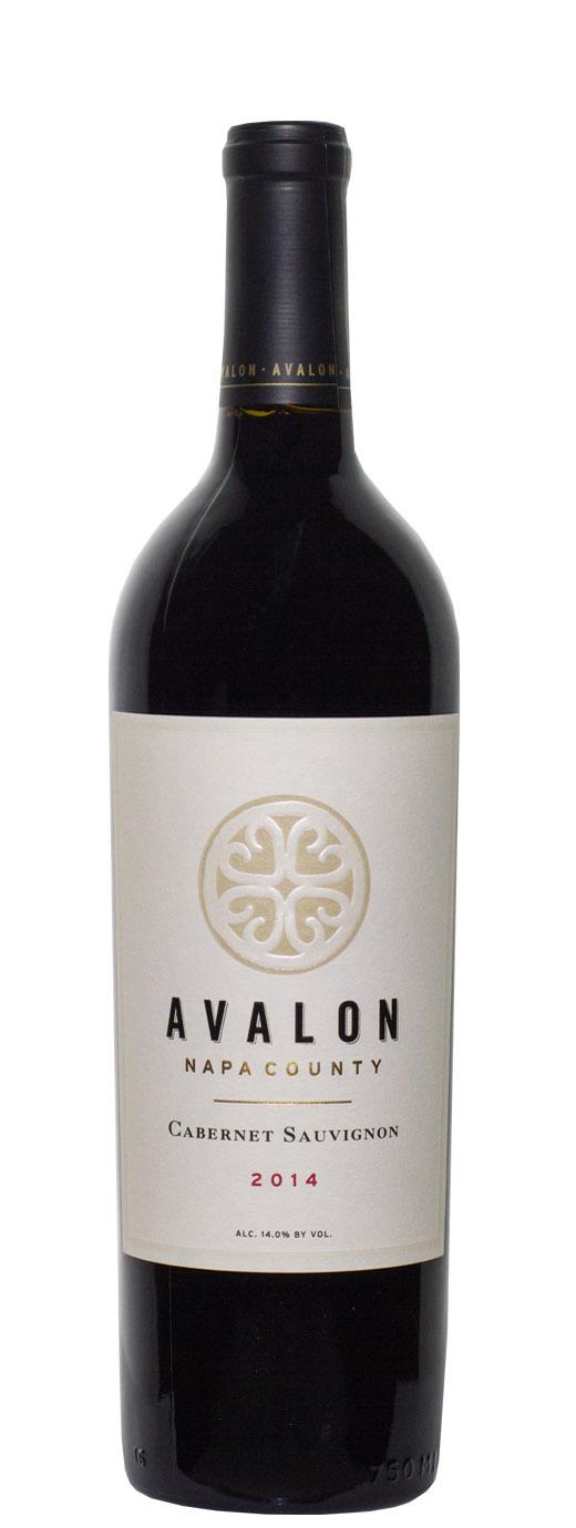 2014 Avalon Cabernet Sauvignon Napa County