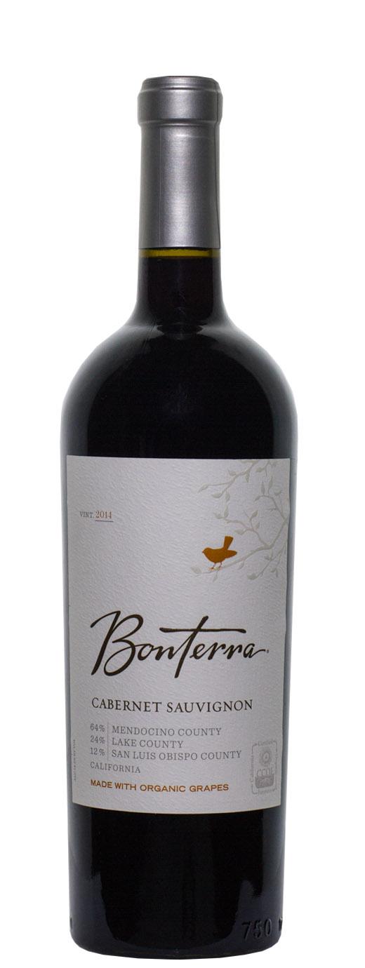 2014 Bonterra Cabernet Sauvignon