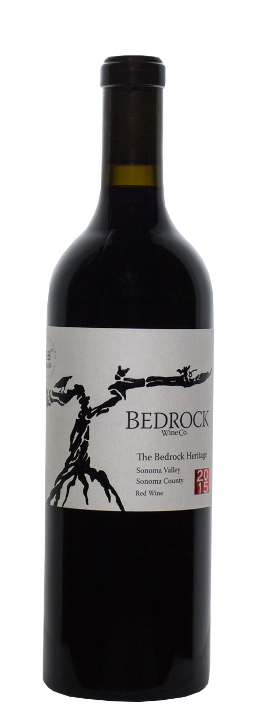 2015 Bedrock Heritage