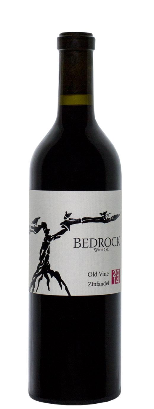 2014 Bedrock Zinfandel Old Vine