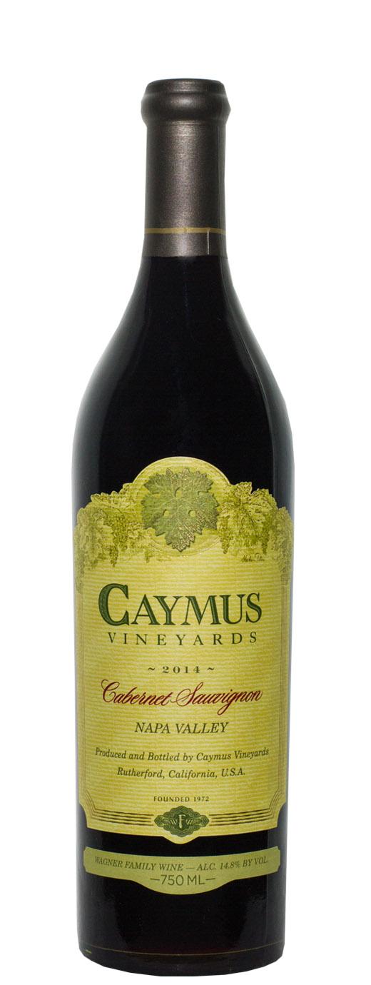 2014 Caymus Cabernet Sauvignon