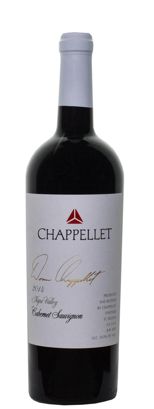 2014 Chappellet Cabernet Sauvignon Signature