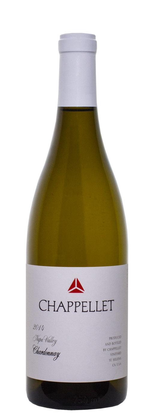 2014 Chappellet Chardonnay