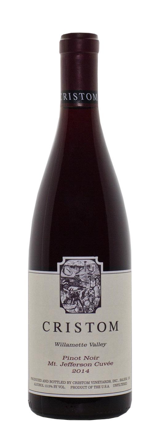 2014 Cristom Pinot Noir Mt. Jefferson Cuvee