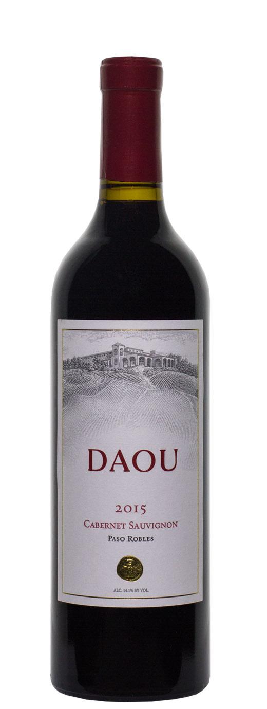 2015 Daou Vineyards Cabernet Sauvignon