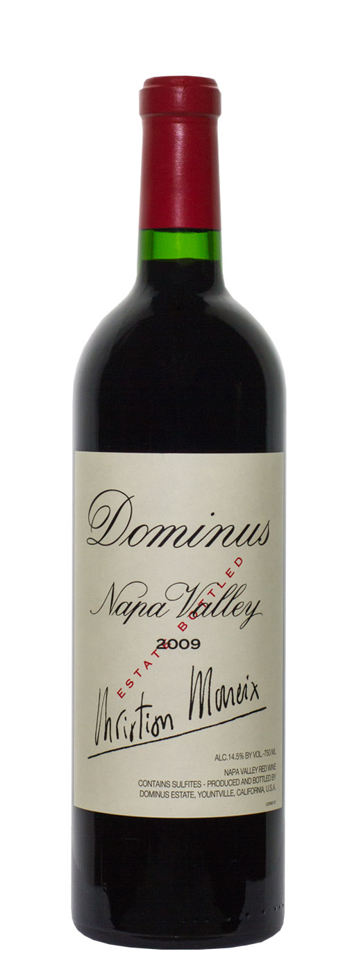 2009 Dominus Proprietary Red