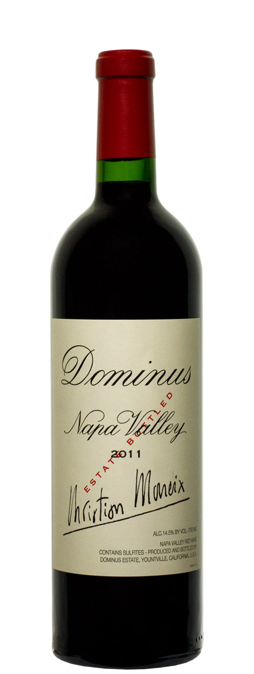 2011 Dominus Proprietary Red