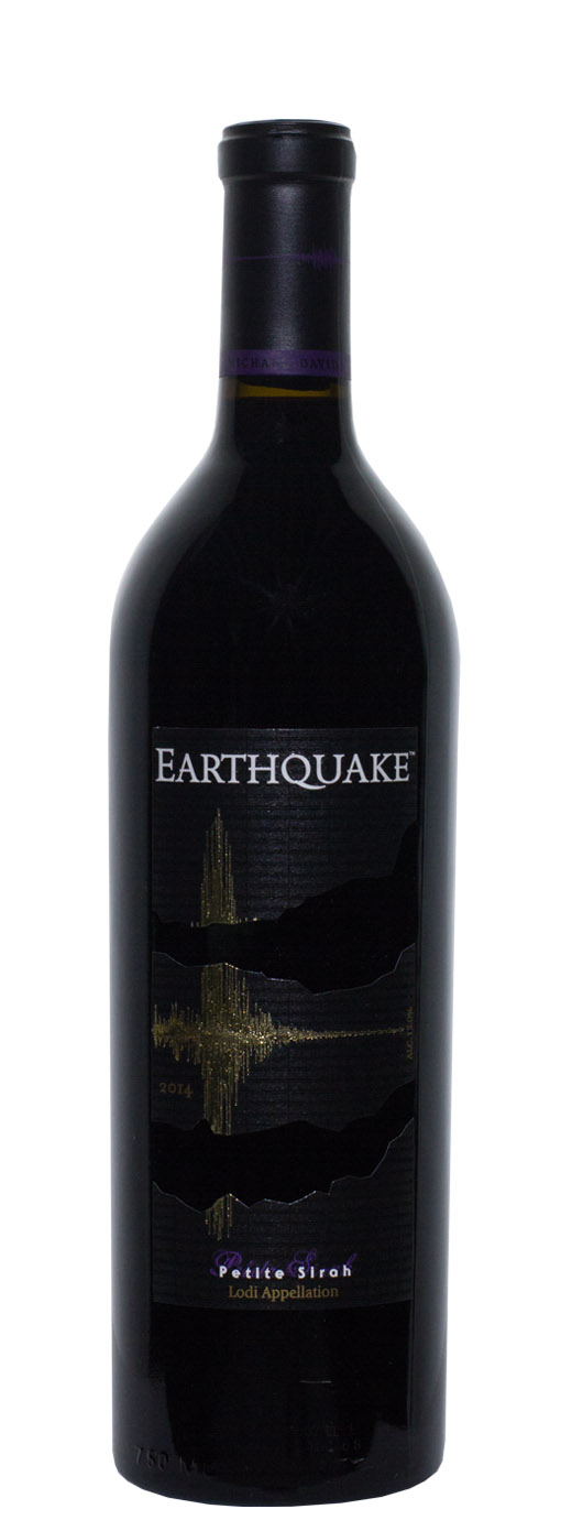 2014 Michael David Earthquake Petite Sirah