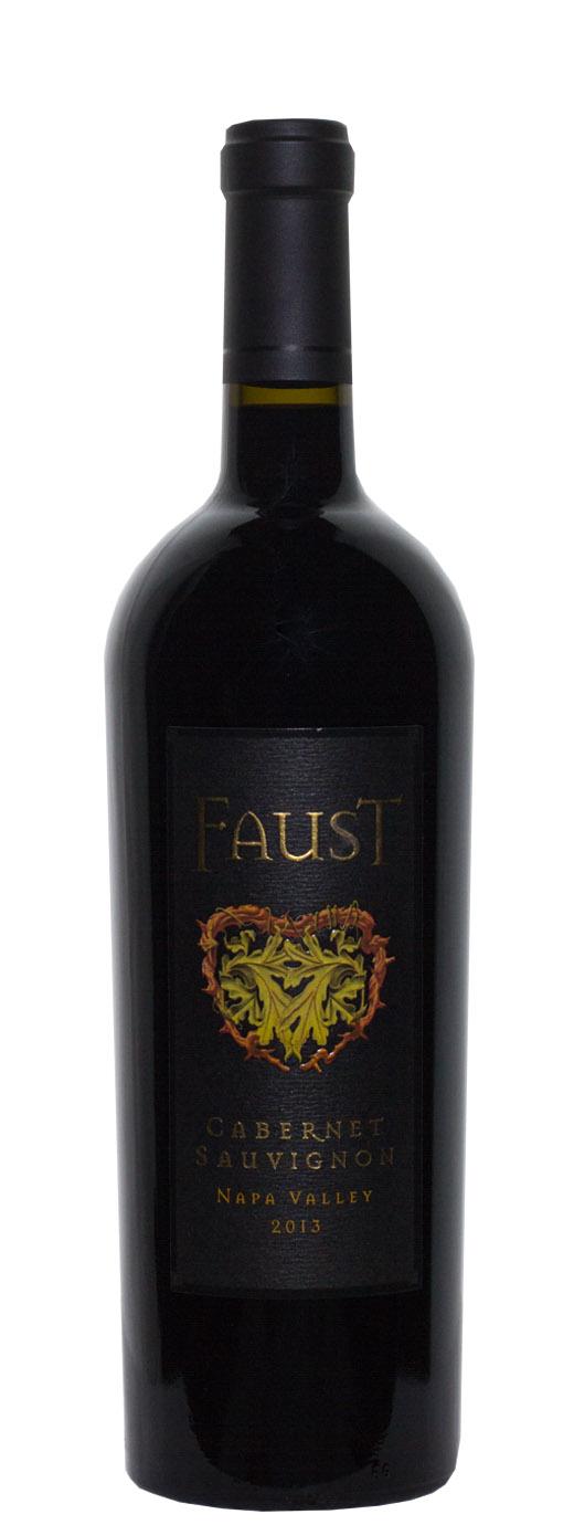 2013 Faust Cabernet Sauvignon