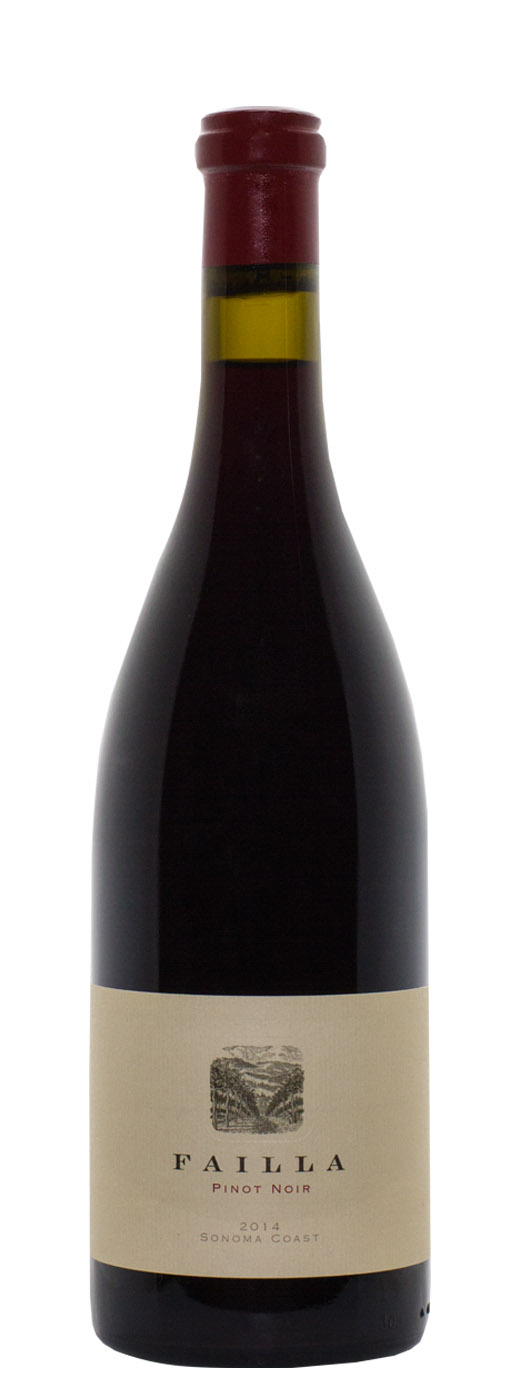2014 Failla Pinot Noir