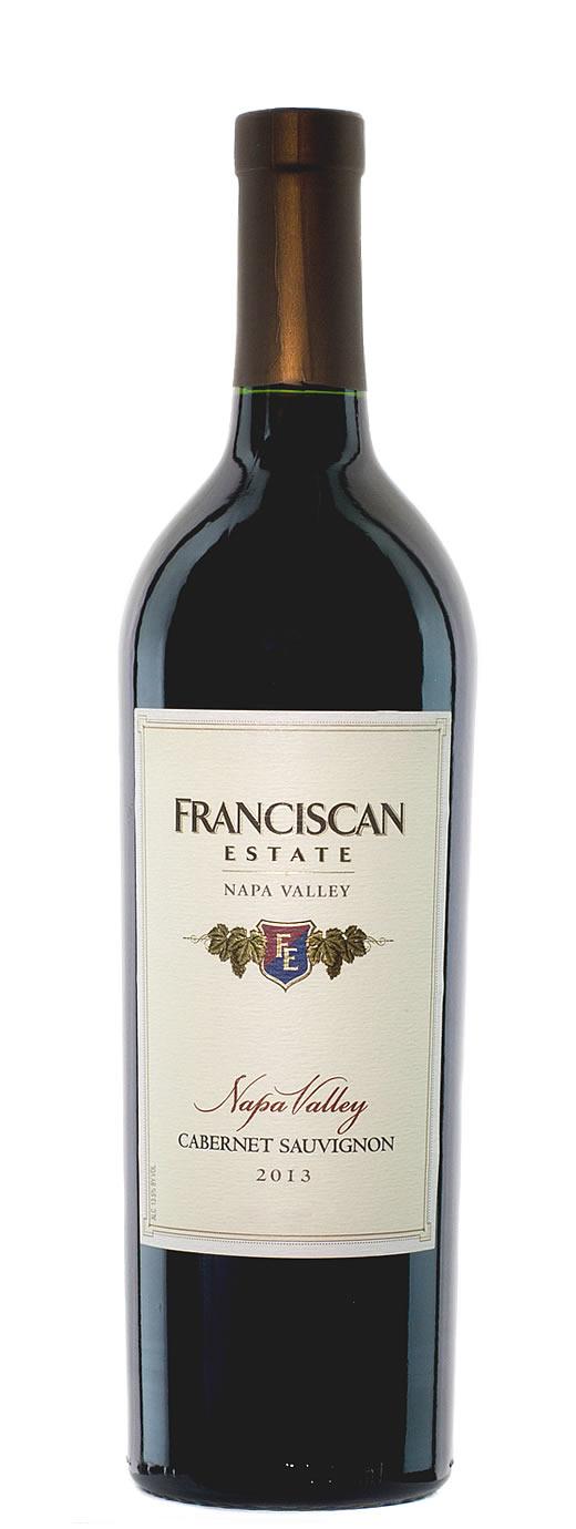 2013 Franciscan Cabernet Sauvignon