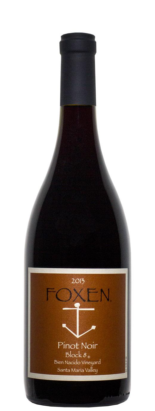 2013 Foxen Pinot Noir Block 8 Bien Nacido Vineyard