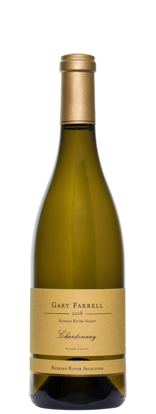 2018 Gary Farrell Chardonnay Russian River Selection