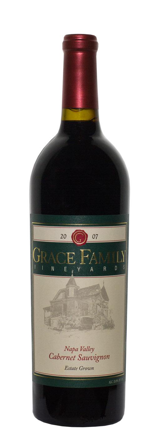 2007 Grace Family Cabernet Sauvignon