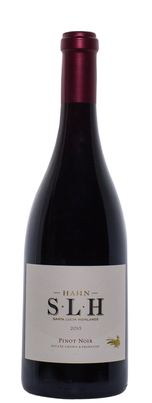 2015 Hahn Estates SLH Pinot Noir
