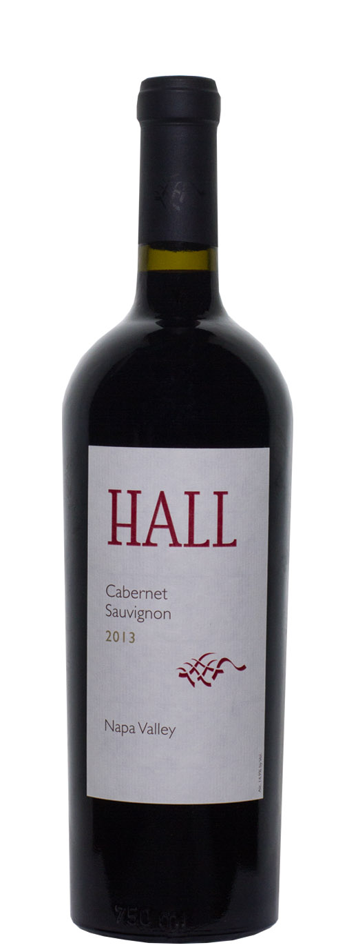 2013 Hall Cabernet Sauvignon