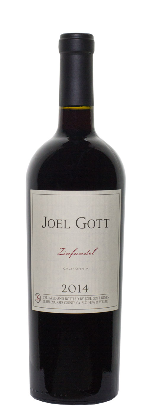 2014 Joel Gott Zinfandel