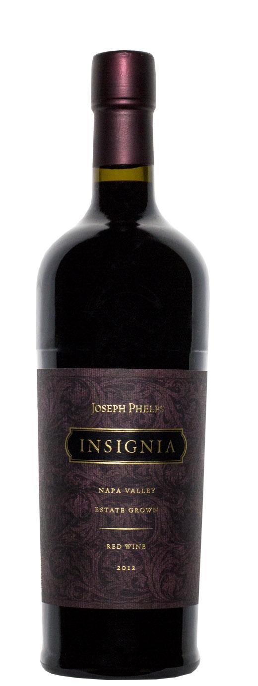 2012 Joseph Phelps Insignia