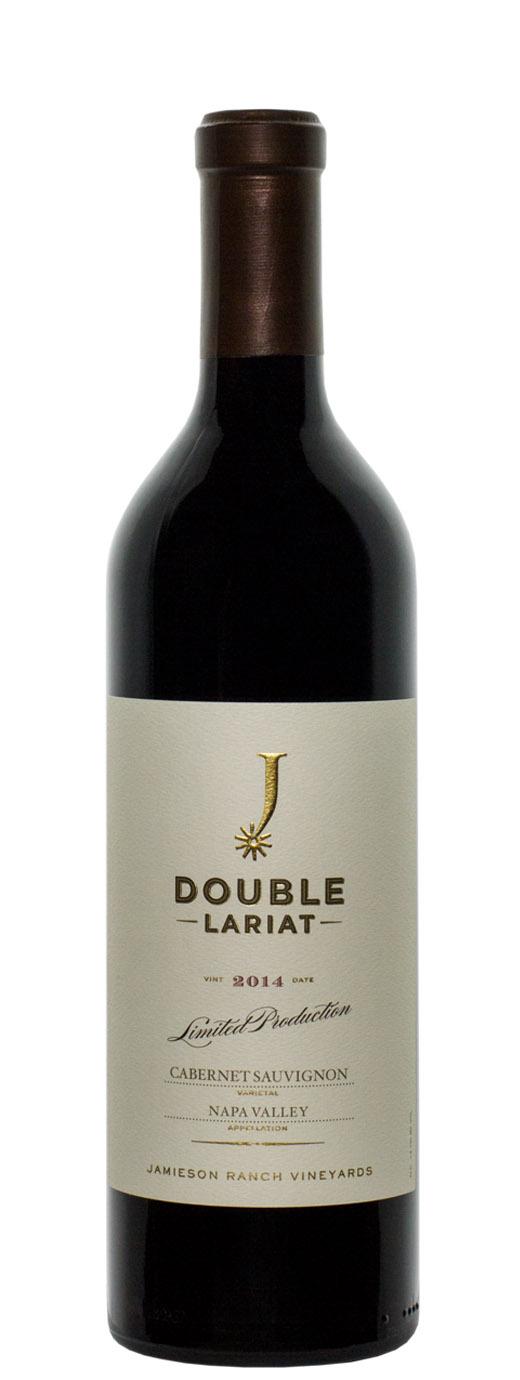 2014 Jamieson Ranch Vineyards Double Lariat Cabernet Sauvignon