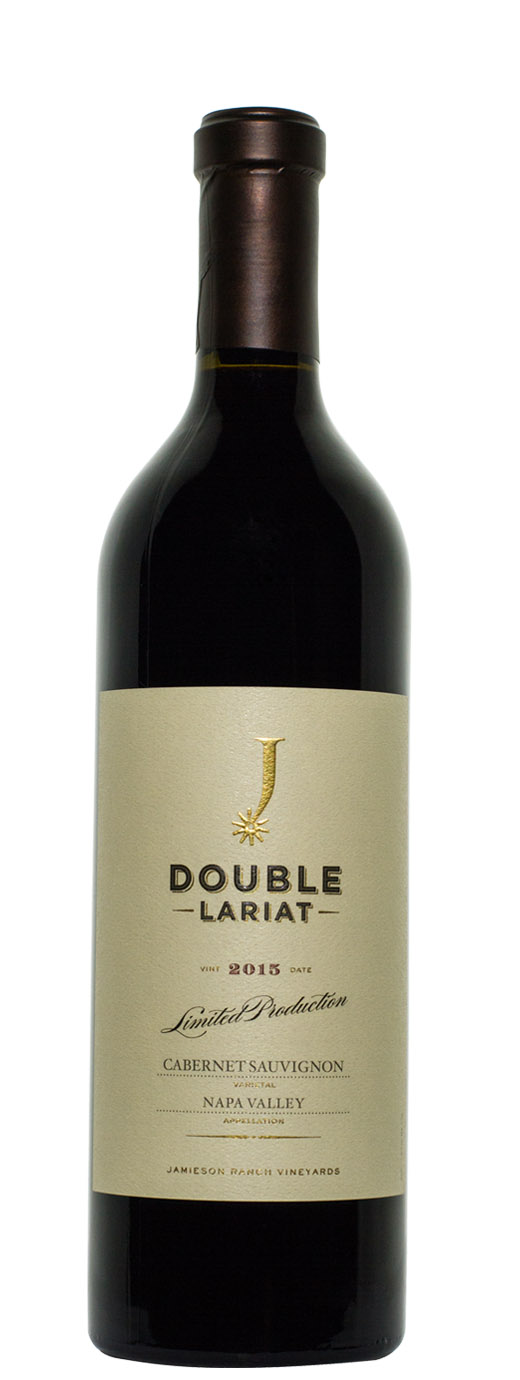 2015 Jamieson Ranch Vineyards Double Lariat Cabernet Sauvignon