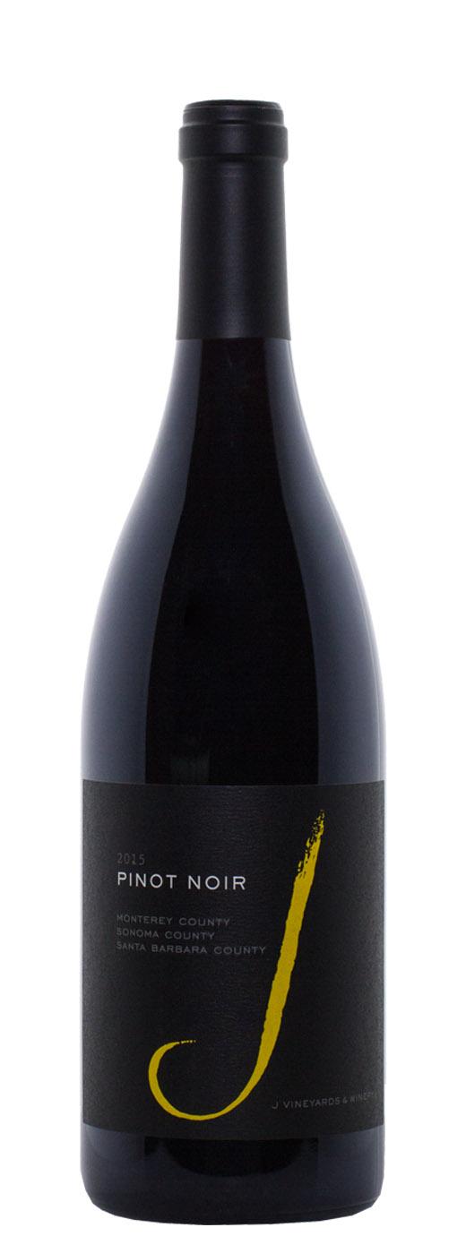 2015 J Vineyards & Winery Black Label Pinot Noir