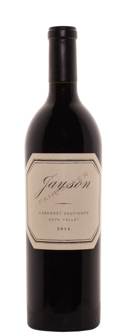 2014 Jayson by Pahlmeyer Cabernet Sauvignon