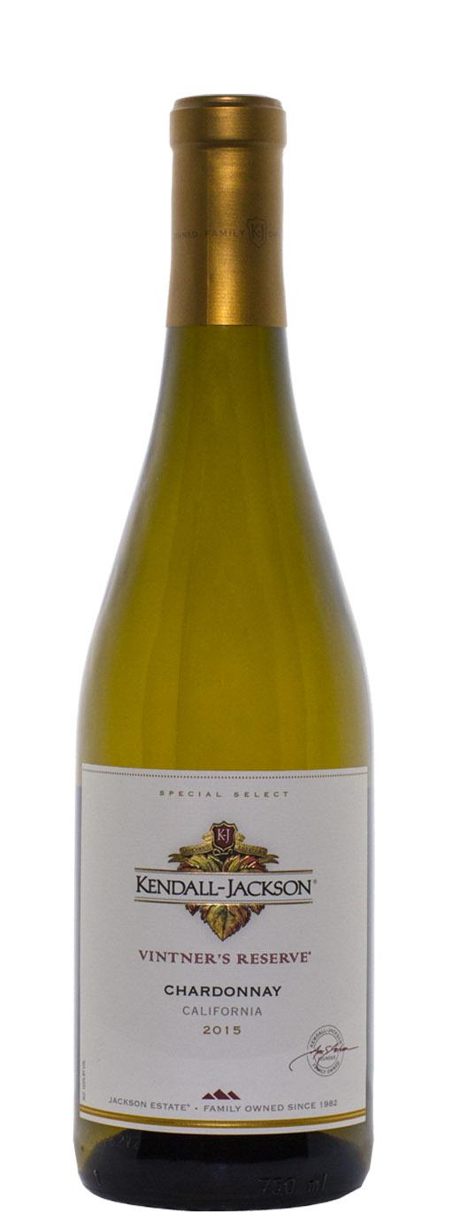 2015 Kendall-Jackson Vintner's Reserve Chardonnay