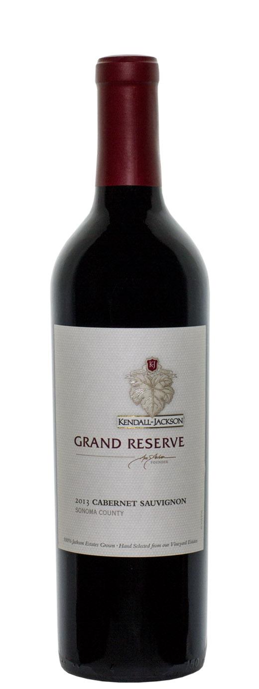 2013 Kendall-Jackson Grand Reserve Cabernet Sauvignon