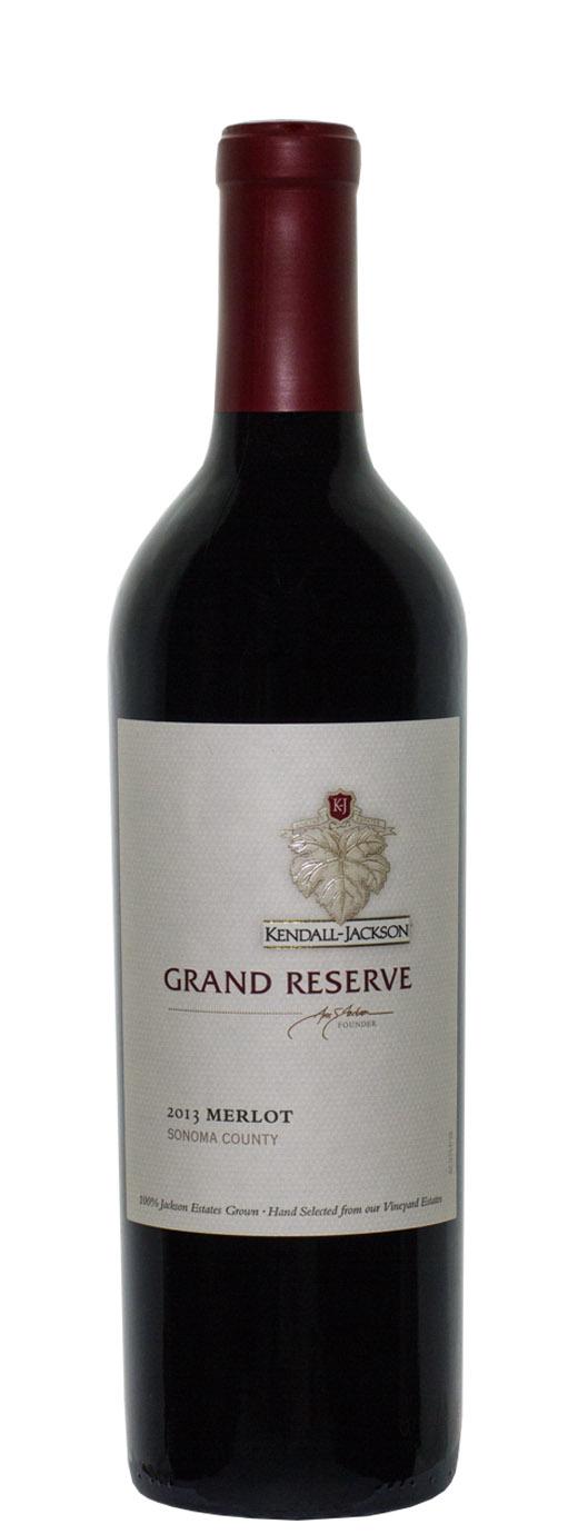 2013 Kendall-Jackson Grand Reserve Merlot