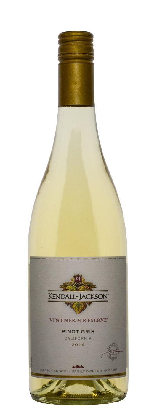 2014 Kendall-Jackson Vintner's Reserve Pinot Gris