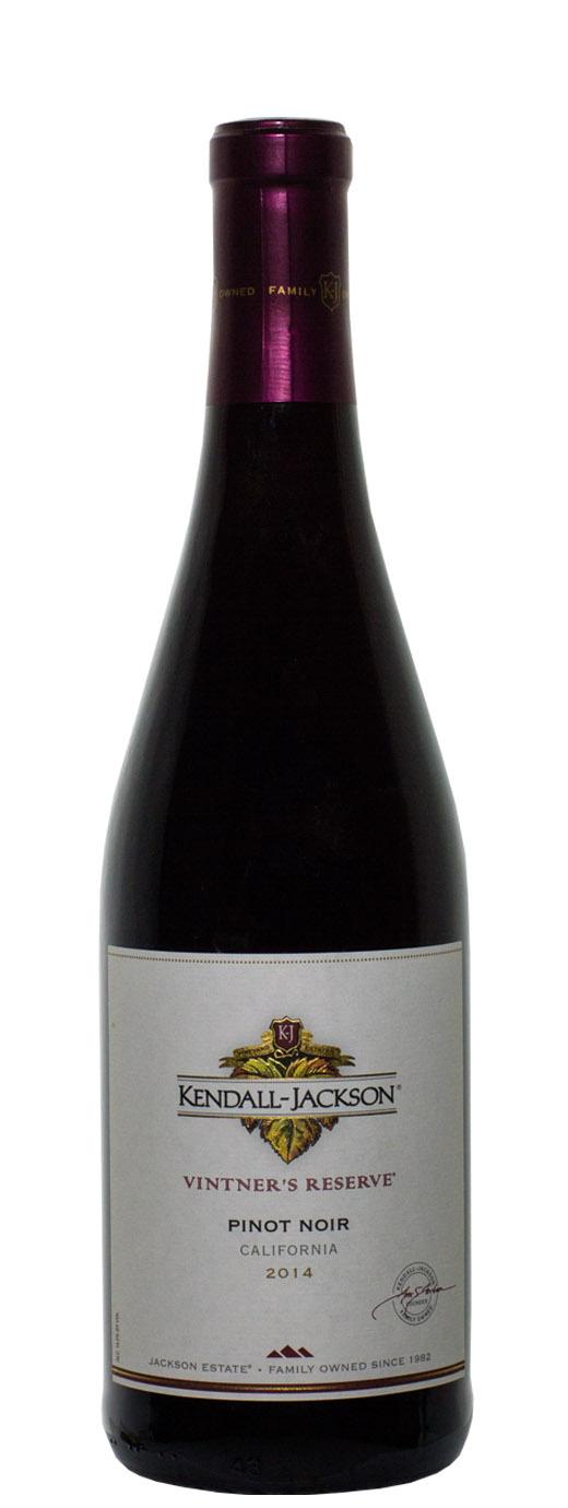 2014 Kendall-Jackson Vintner's Reserve Pinot Noir