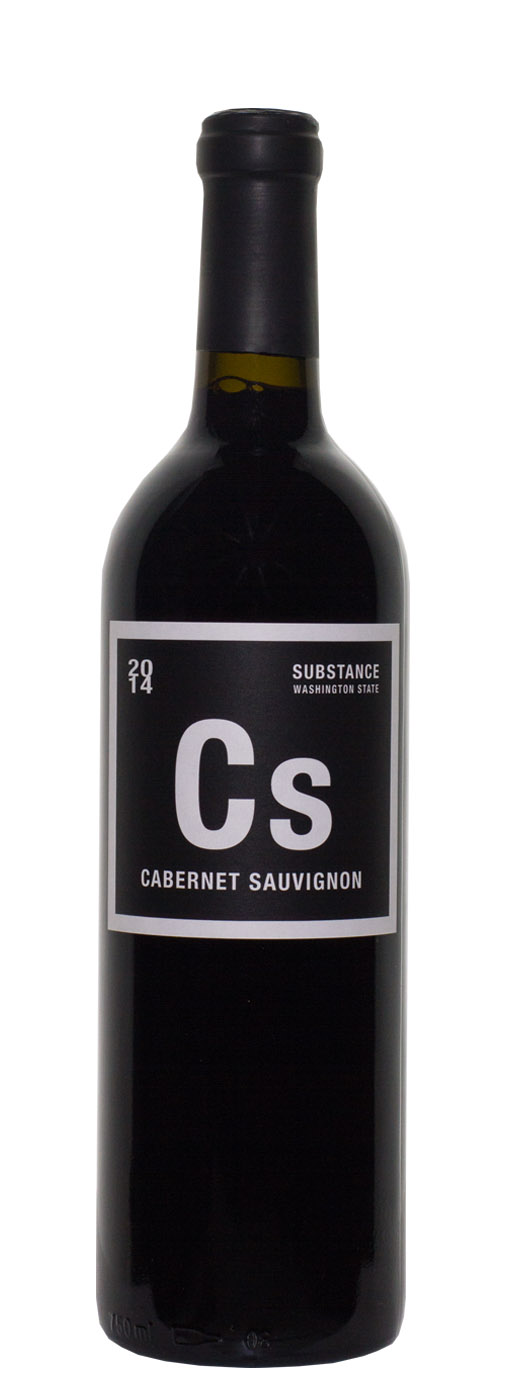 2014 Wines of Substance Substance Cabernet Sauvignon