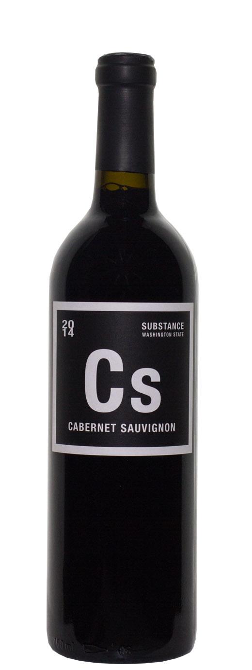 2014 Wines of Substance Substance Cabernet Sauvignon