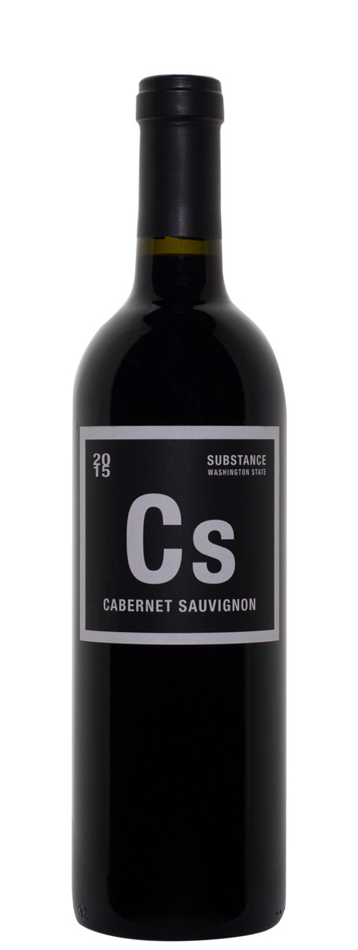 2015 Wines of Substance Substance Cabernet Sauvignon