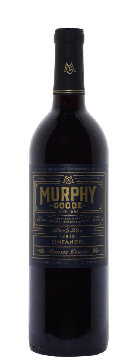 2013 Murphy-Goode Zinfandel Liar's Dice