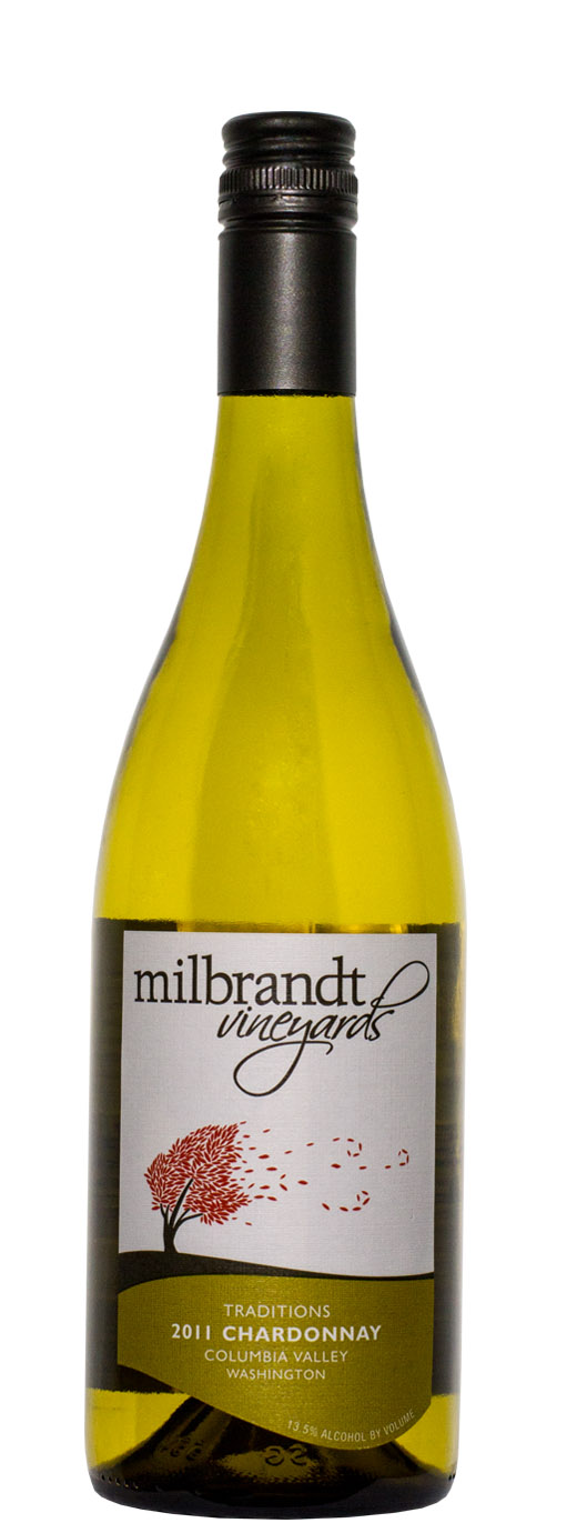 2011 Milbrandt Vineyards Chardonnay Traditions