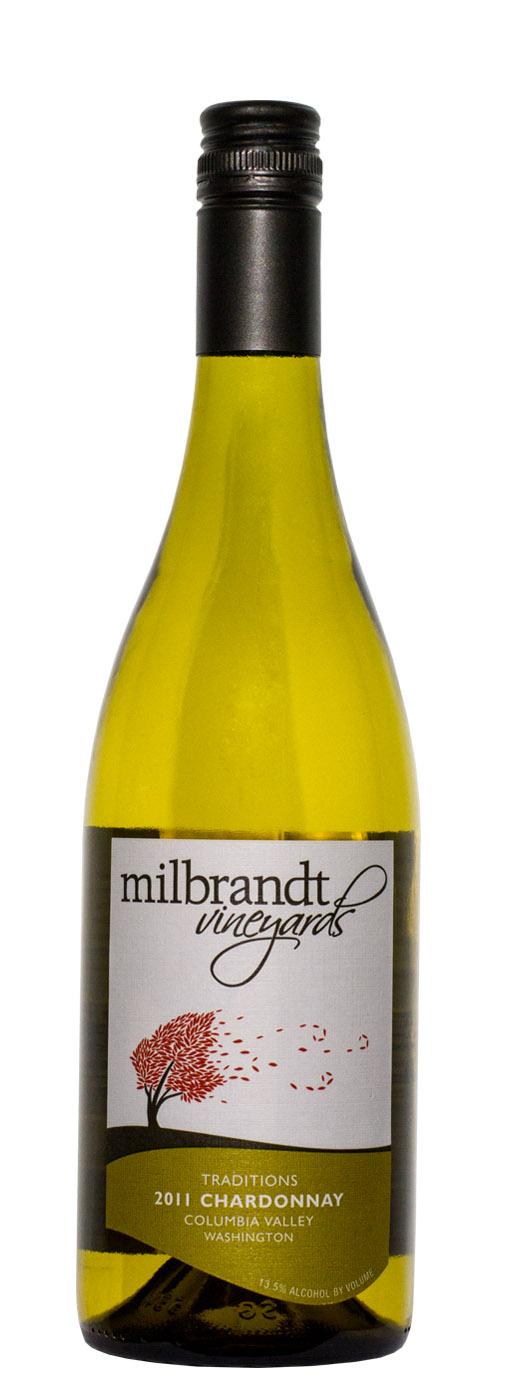 2011 Milbrandt Vineyards Chardonnay Traditions