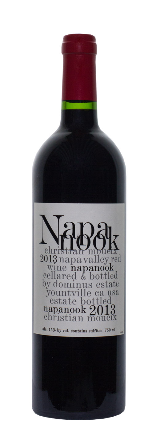 2013 Napanook by Dominus Red