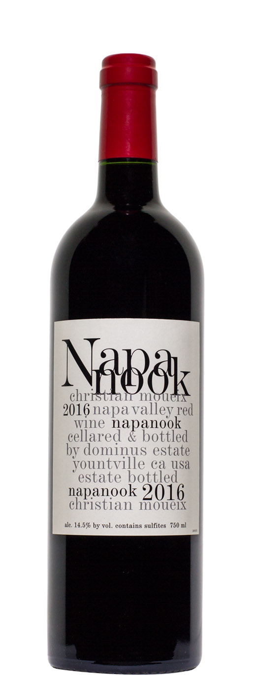2016 Napanook by Dominus Red