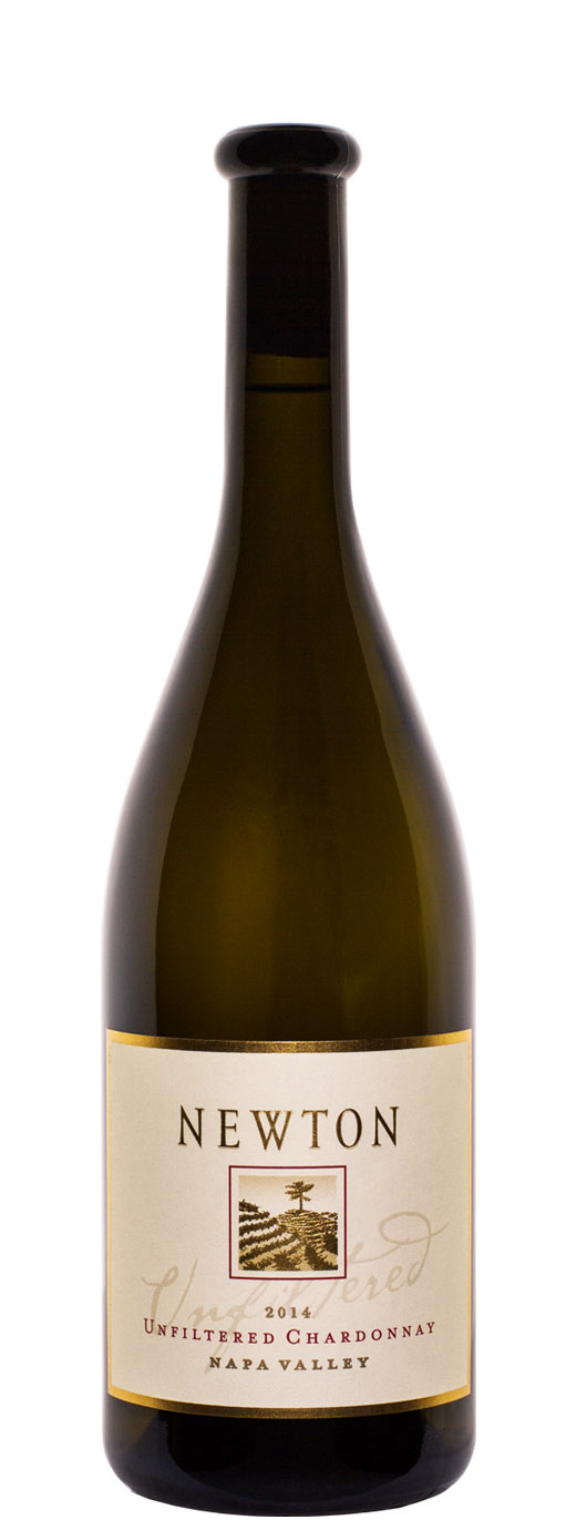 2014 Newton Chardonnay Unfiltered