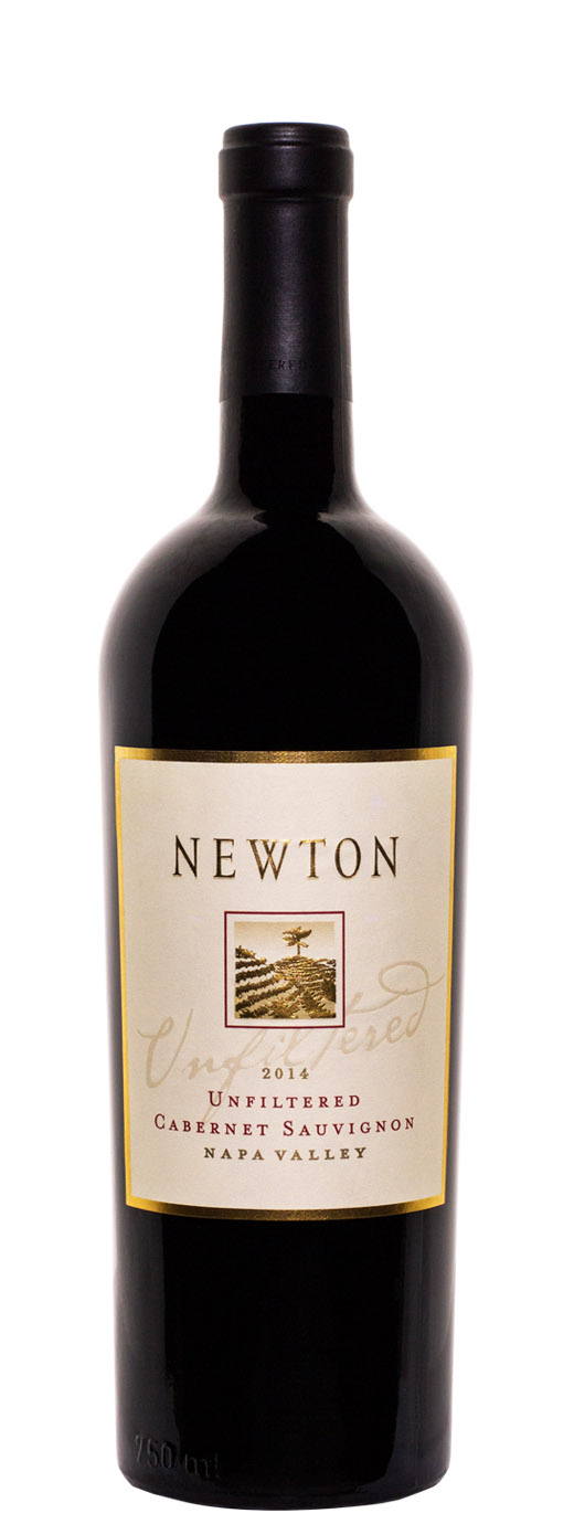 2014 Newton Cabernet Sauvignon Unfiltered