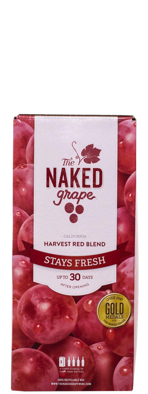 The Naked Grape NV Harvest Red Blend California USA Wine