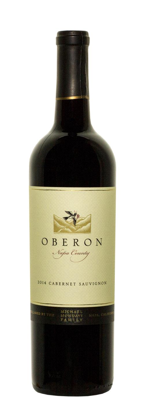 2014 Oberon Cabernet Sauvignon