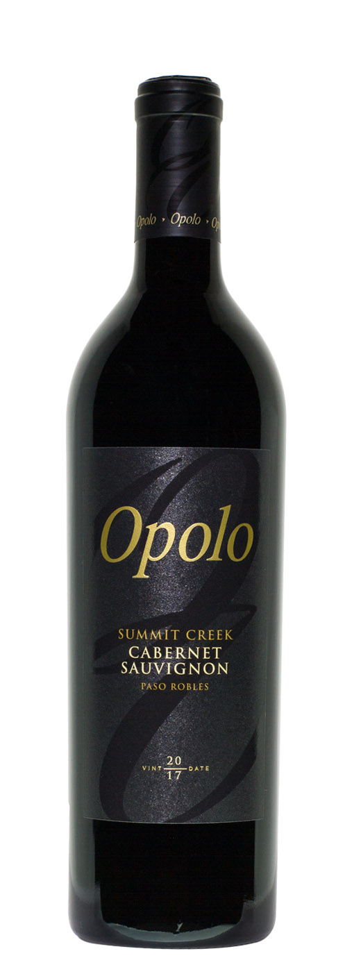 2017 Opolo Vineyards Cabernet Sauvignon Summit Creek