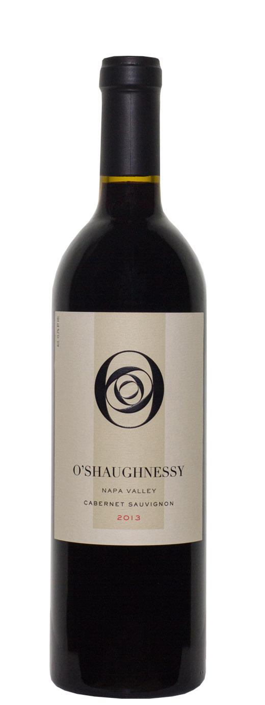 2013 O'Shaughnessy Cabernet Sauvignon
